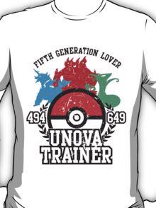 5th Generation Trainer (Light Tee) T-Shirt