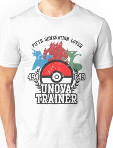5th Generation Trainer (Light Tee) Unisex T-Shirt