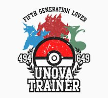 5th Generation Trainer (Light Tee) Unisex T-Shirt