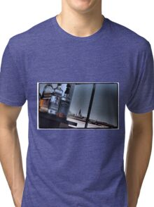 Breakfast, Lunch and Dinner Tri-blend T-Shirt