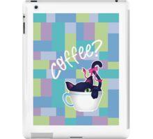 Coffee? iPad Case/Skin