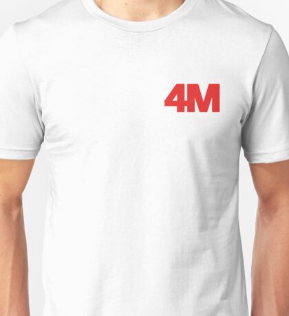 4Minute 4M ACT. 7 Unisex T-Shirt