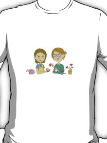 For sweetly couple  T-Shirt
