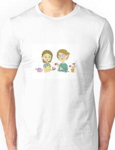 For sweetly couple  Unisex T-Shirt