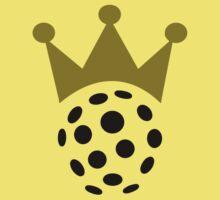 Floorball champion crown Kids Tee