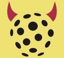 Floorball devil One Piece - Short Sleeve