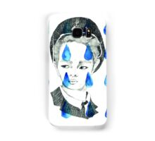 In Rain or SHINee; illustration Samsung Galaxy Case/Skin