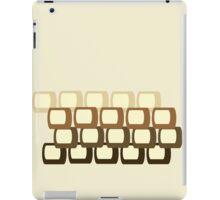 Retro Square iPad Case/Skin