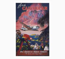 Fly to the Caribbean! T-Shirt