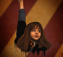 The brightest witch of her age by Tazpire