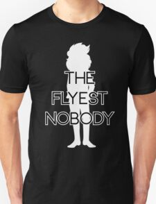 THE FLYEST NOBODY Silhouette 2 T-Shirt