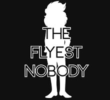 THE FLYEST NOBODY Silhouette 2 Unisex T-Shirt