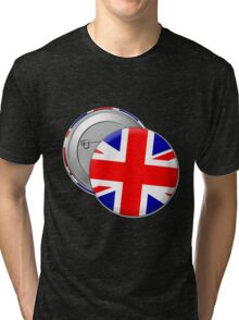 UNION JACK Tri-blend T-Shirt