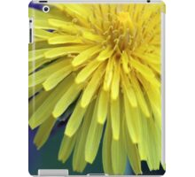 Dandelion bloom iPad Case/Skin