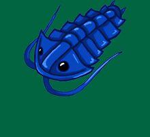 Blue Trilobite Unisex T-Shirt