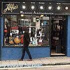 Music Shop by Jeremy   Trickett.