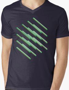 Isometric composition 2 Mens V-Neck T-Shirt