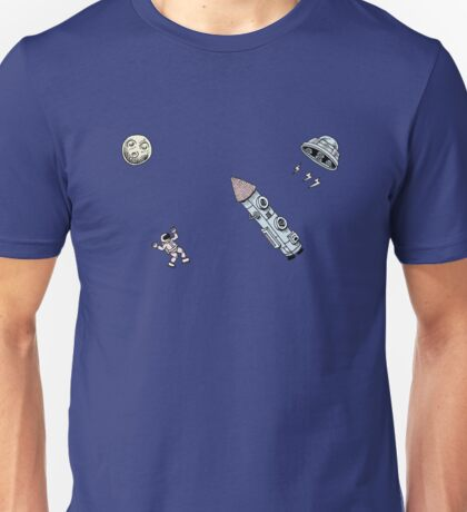 Space Rescue Mission T-Shirt