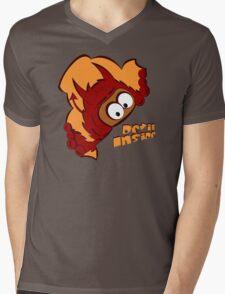 devil inside Mens V-Neck T-Shirt