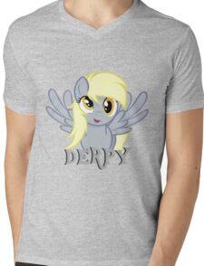 Derpy Hooves  Mens V-Neck T-Shirt