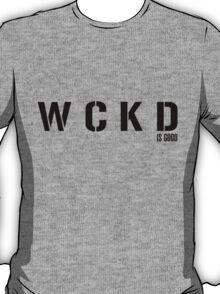 WCKD (white) T-Shirt