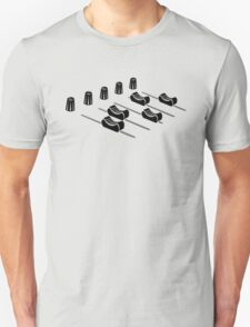 music mixer T-Shirt