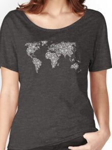 World of small balls  Women's Relaxed Fit T-Shirt