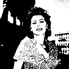 Sophia Loren Is Beautiful by Museenglish