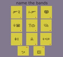name the bands by thorndale