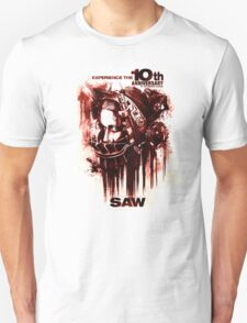 Saw Horror Movie Unisex T-Shirt