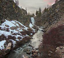 Webber Falls April 2014 by Dory Breaux