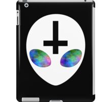 Alien Cross iPad Case/Skin
