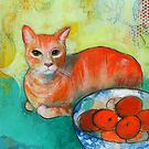 Oranges by Maria Pace-Wynters