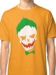 Suicide Squad-Joker (white) Classic T-Shirt