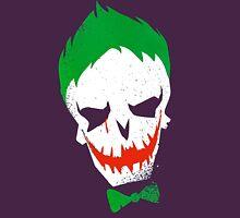 Suicide Squad-Joker (white) Unisex T-Shirt