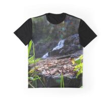 Turtons Creek Waterfall sparkles Graphic T-Shirt