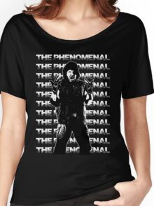 THE PHENOMENAL Women's Relaxed Fit T-Shirt