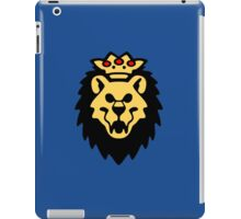 LEGO Castle - King Leo iPad Case/Skin
