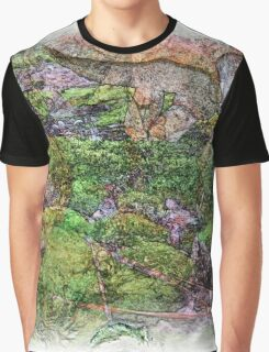 The Atlas Of Dreams - Color Plate 27 Graphic T-Shirt