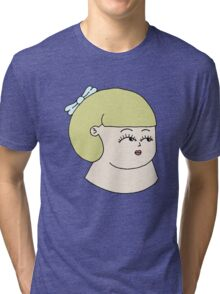 beautygirl Tri-blend T-Shirt