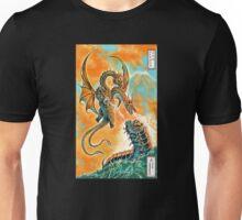 Ghidorah vs. Mothra Unisex T-Shirt