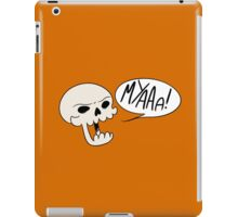 MYAAAA! Skull iPad Case/Skin