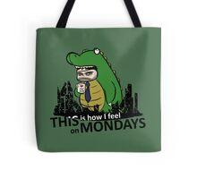Monday Kaiju Tote Bag