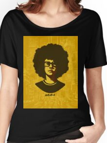 At the Drive-In (text version) Women's Relaxed Fit T-Shirt