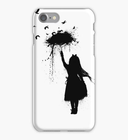 Umbrella II iPhone Case/Skin