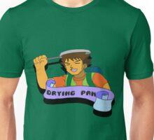 Trusty frying pan... Unisex T-Shirt