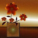 Autumn Flowers by IrisGelbart