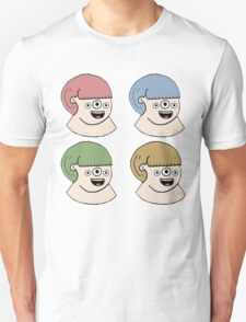 4twins Unisex T-Shirt