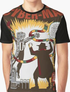 The Amazing Cyber-Man! Graphic T-Shirt