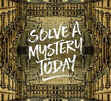 Solve A Mystery Today Louvre Museum Paris France by Beverly Claire Kaiya